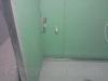 Перегородка из влагостойкого гипсокартона в ванной комнате