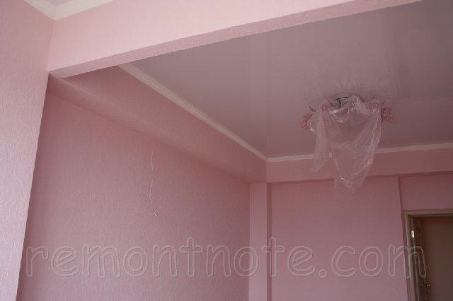 Натяжные потолки и многоуровневые потолки из гипсокартона