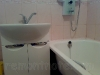 Плитка в ванной комнате фото
